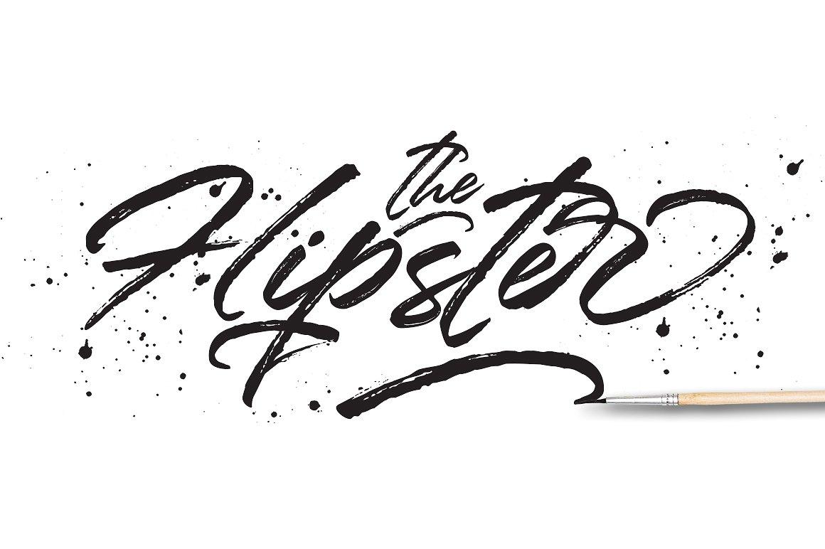 Styledeep Brush Typeface example image 6