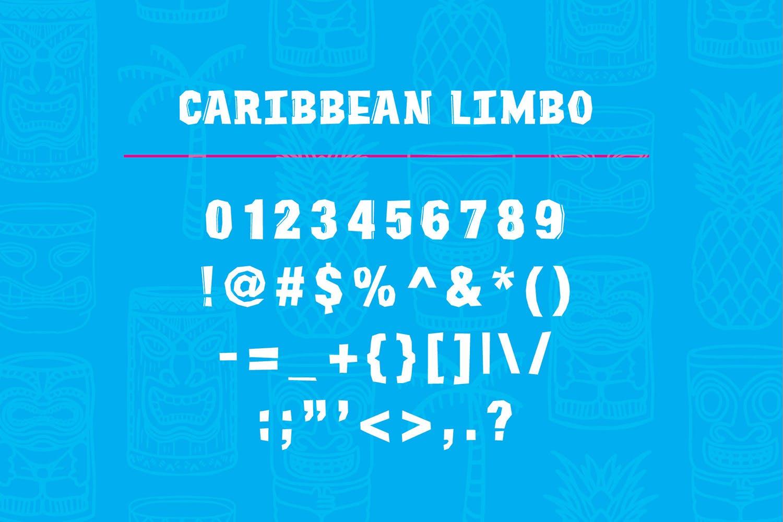 Caribbean Limbo | Vintage Tiki Fun example image 4