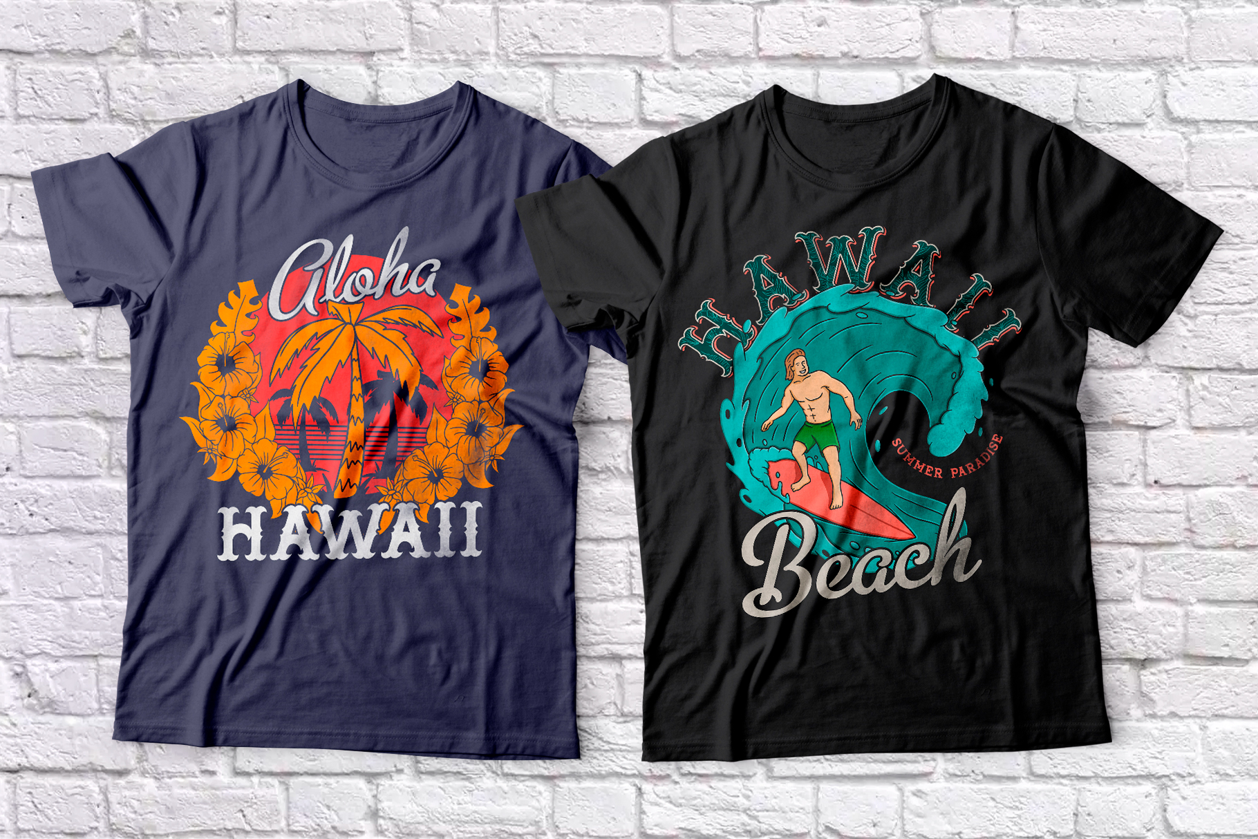 Hawaii Beach Typeface example image 7