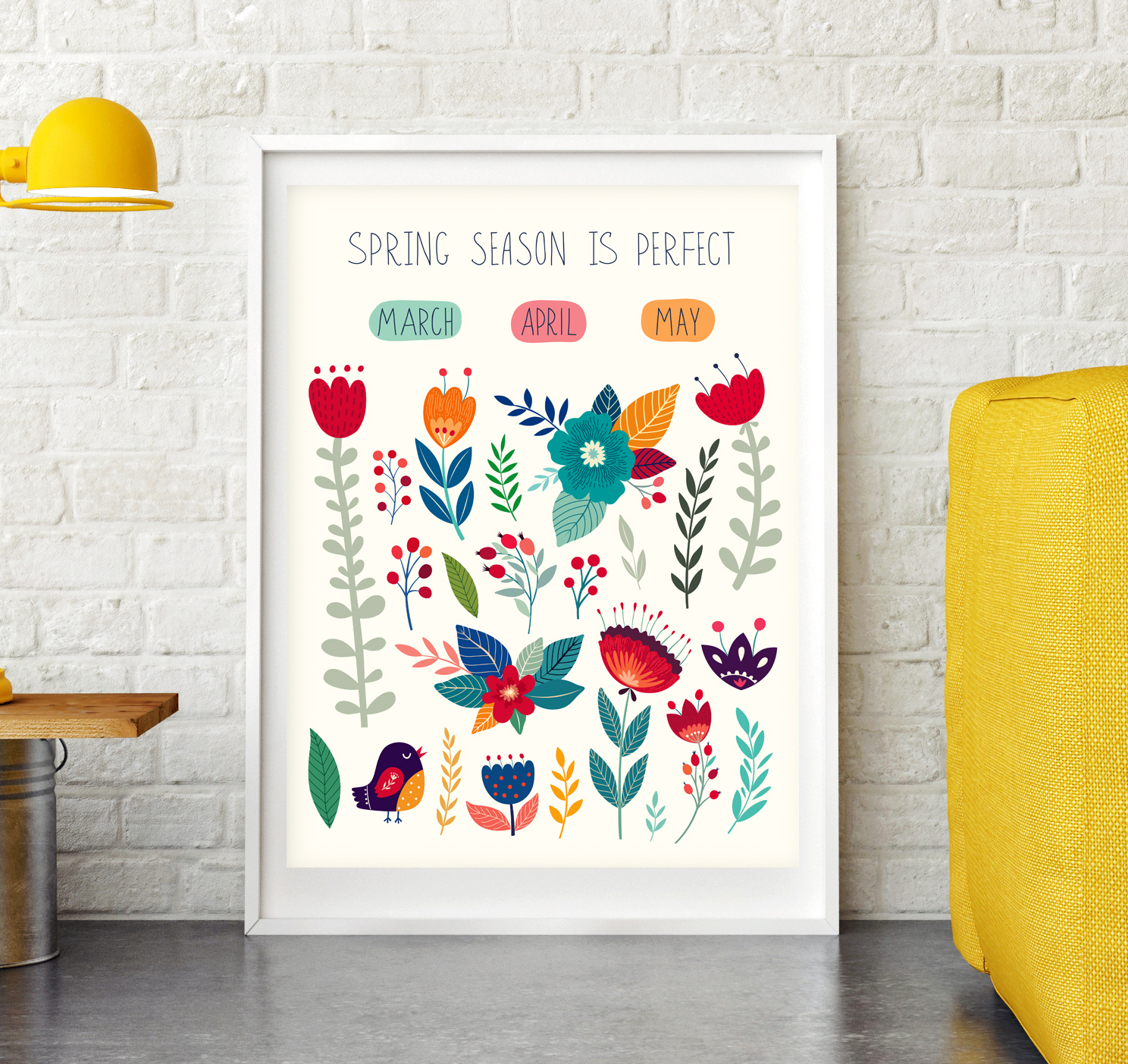 SPRING FLORAL COLLECTION example image 4