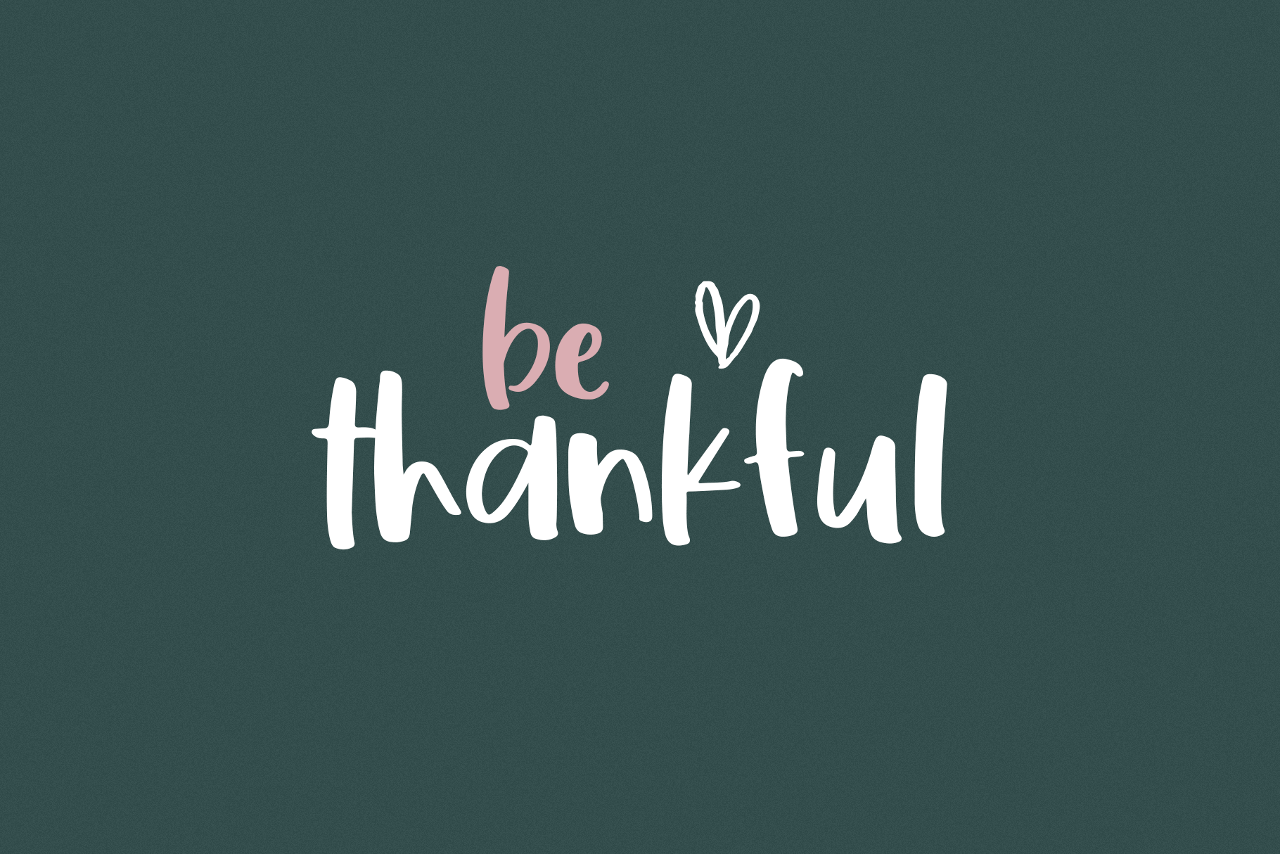 Thankful - A Cute and Chunky Handwritten Font example image 2