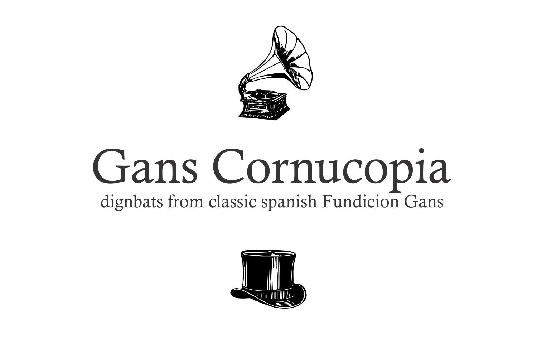 Gans Cornucopia example image 2