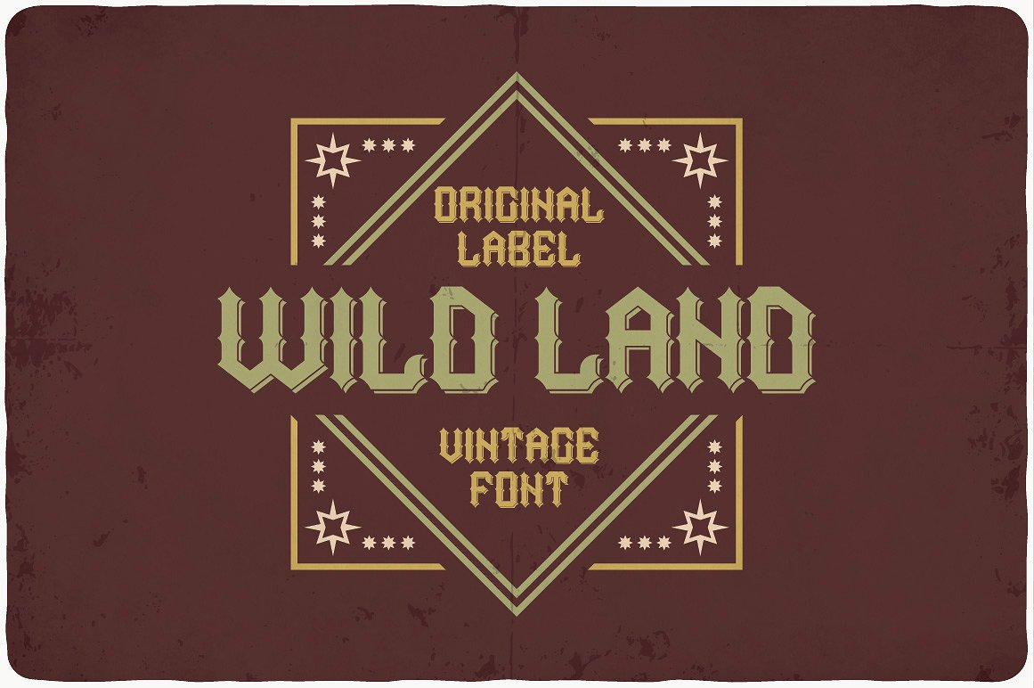 Wild Land example image 3