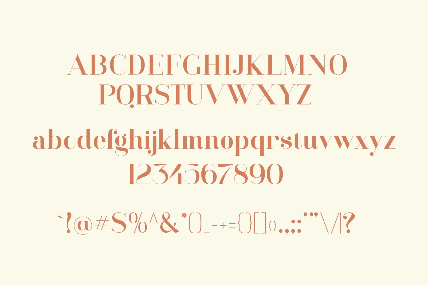 LastOne Display Font example image 8