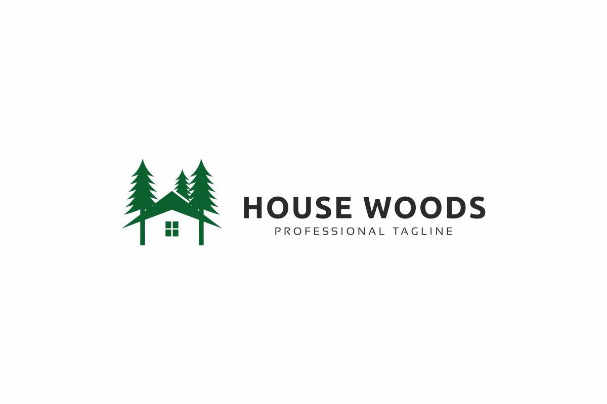 House Tree Logo example image 4