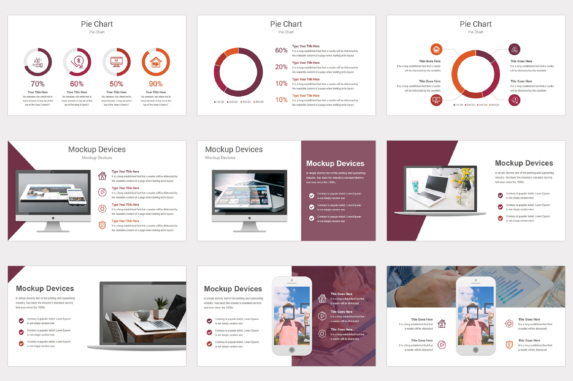 Varied multipurpose PowerPoint Presentation Template example image 19