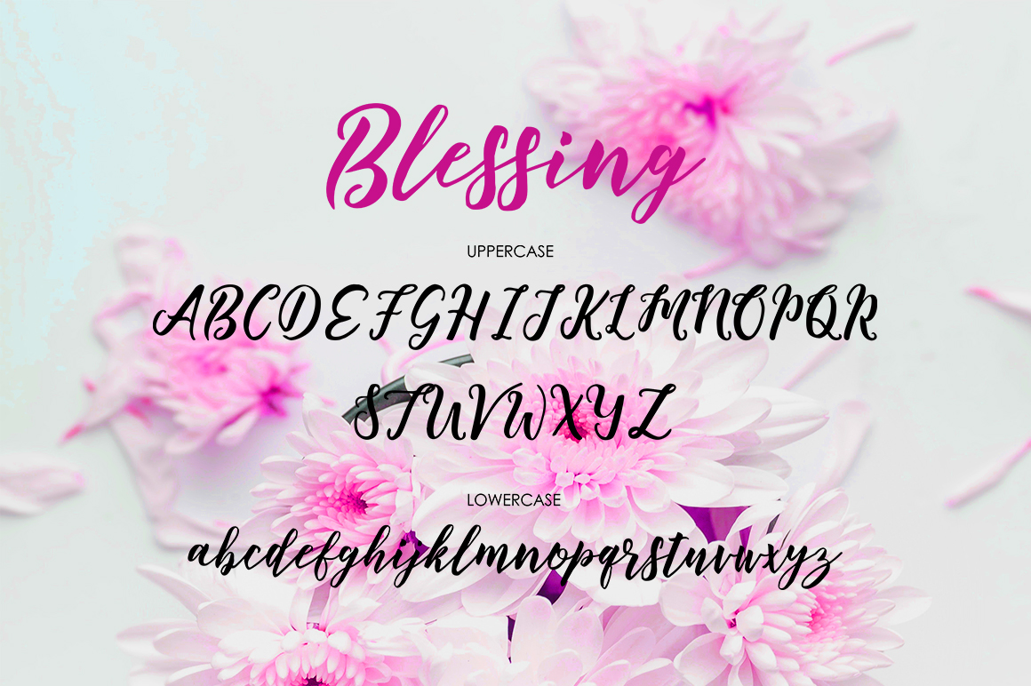 Blessing Script example image 6
