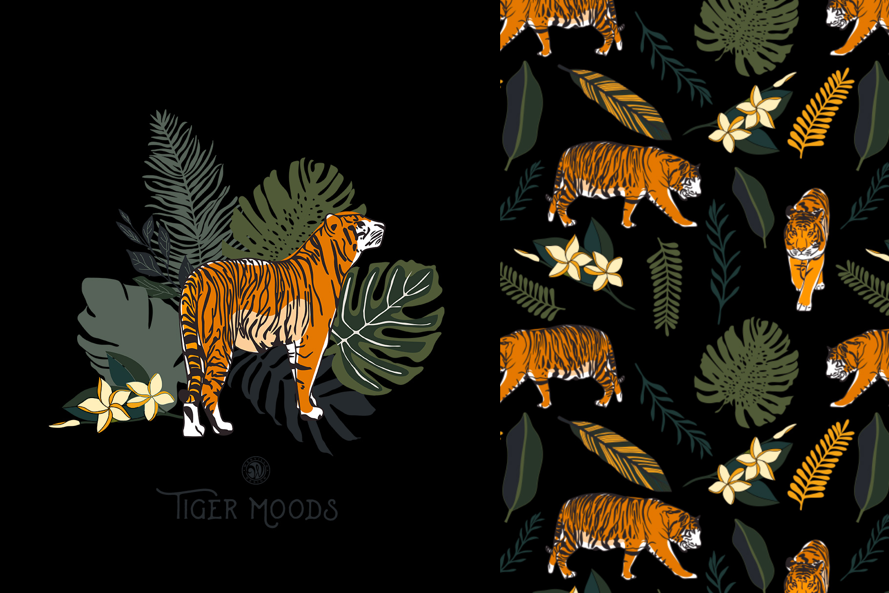Tiger Moods example image 5