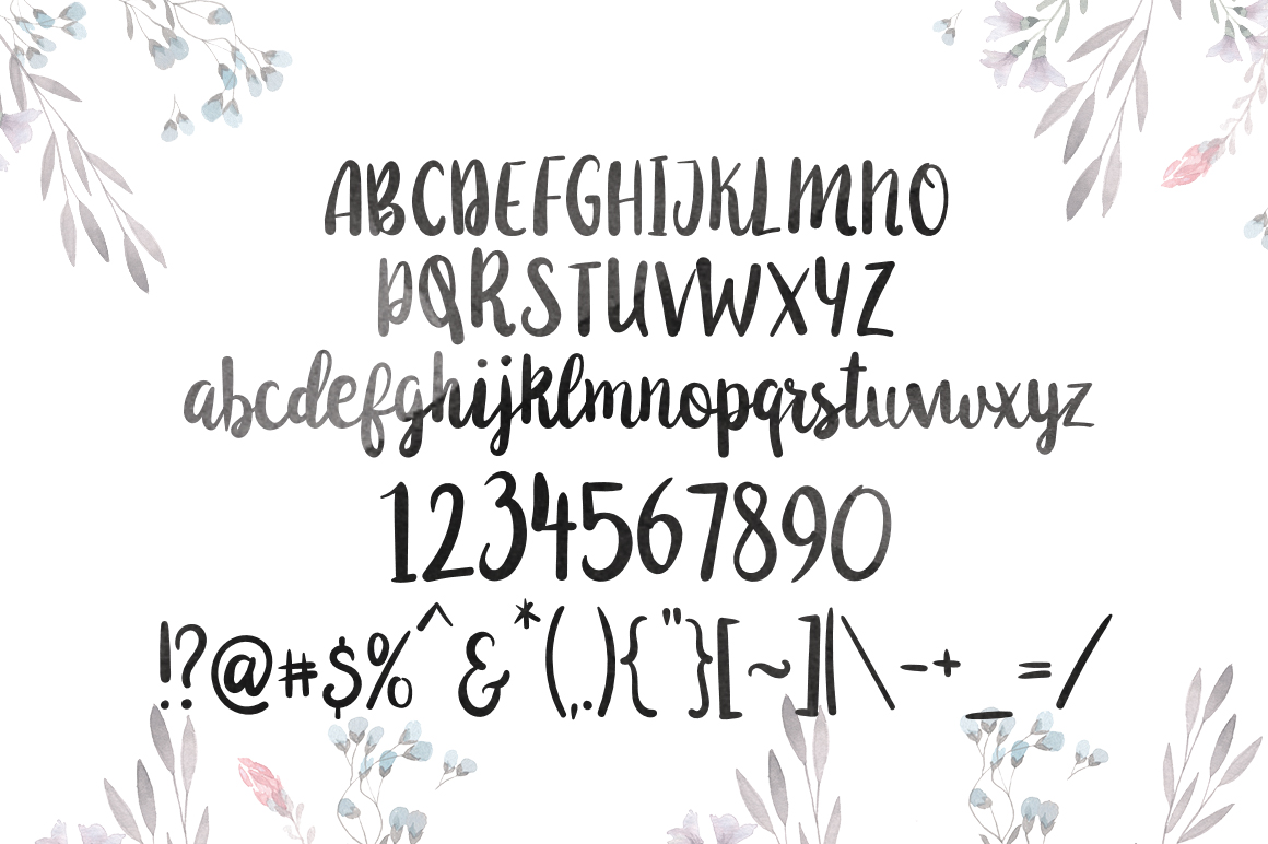 Anemone Script example image 2