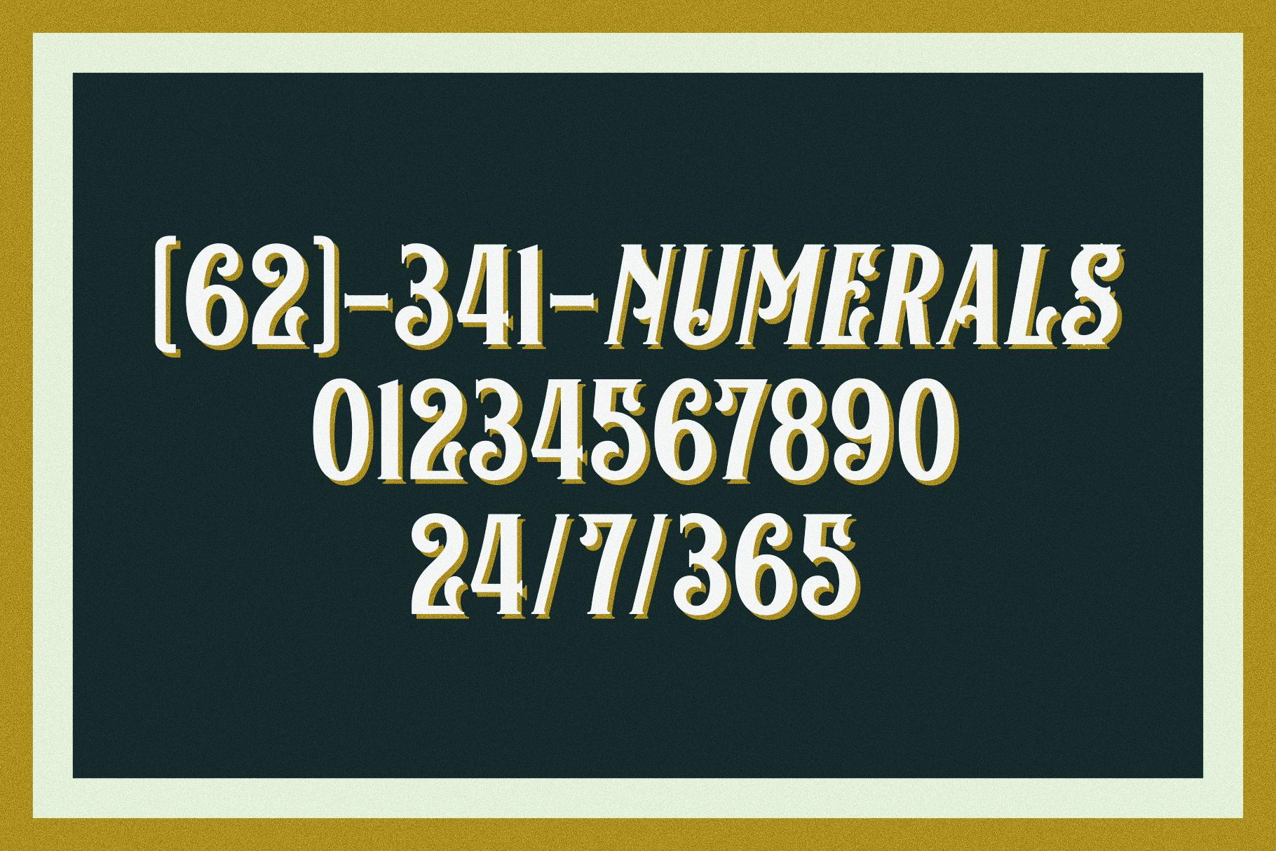 Cairlinn | Vintage Font example image 7