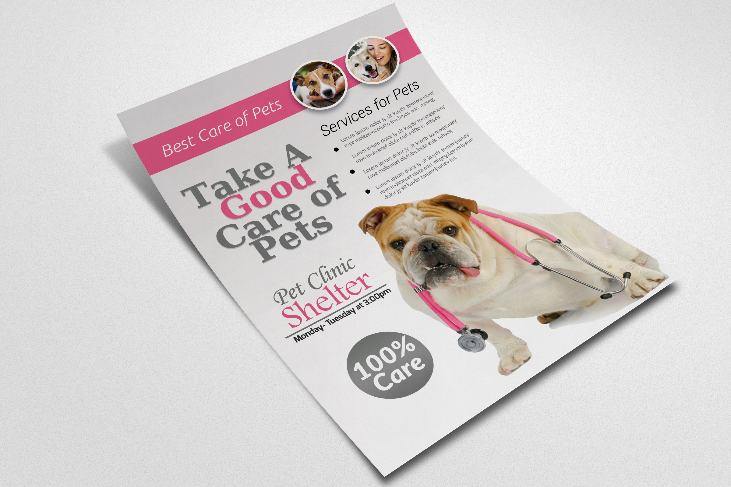 Pet Clinic & Care Centre example image 2