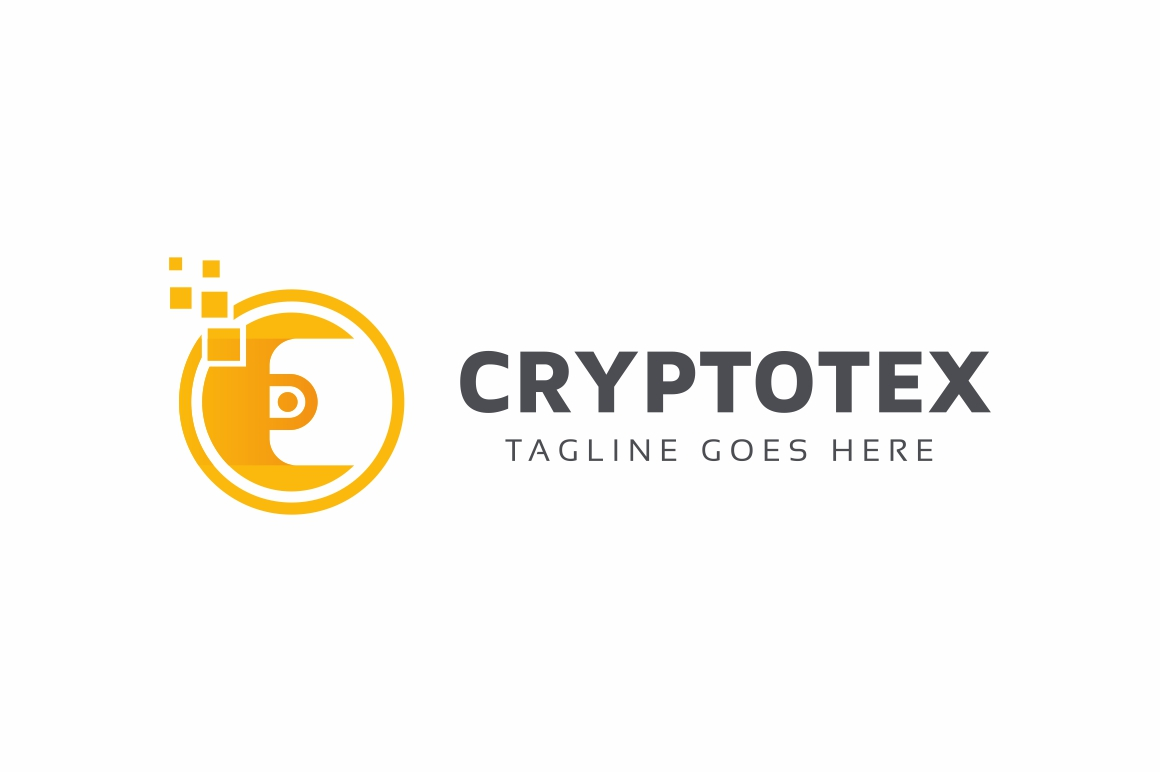 Crypto Currency Logo example image 3