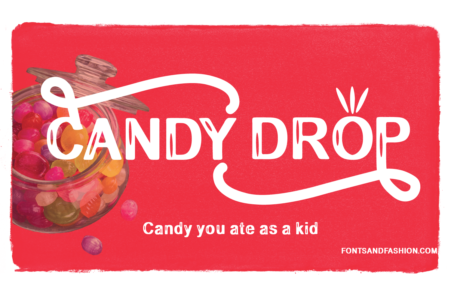CANDY family example image 6