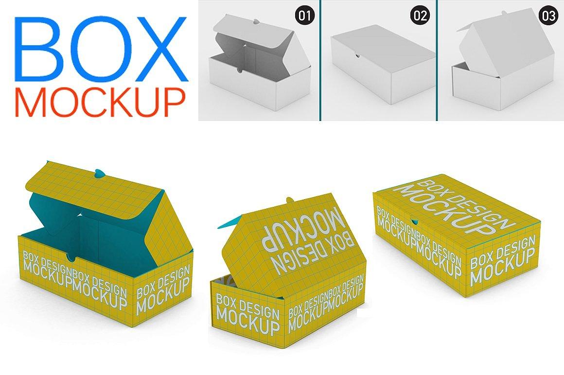 Box Mock Up example image 2