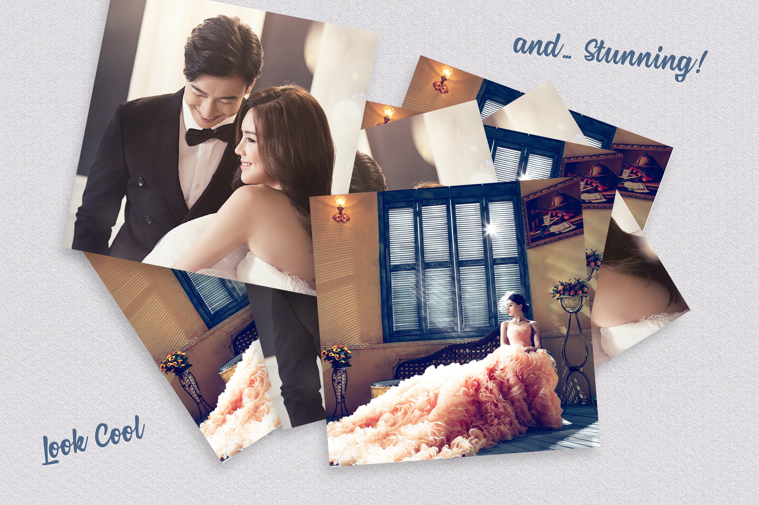Wedding Photography Business Card example image 5