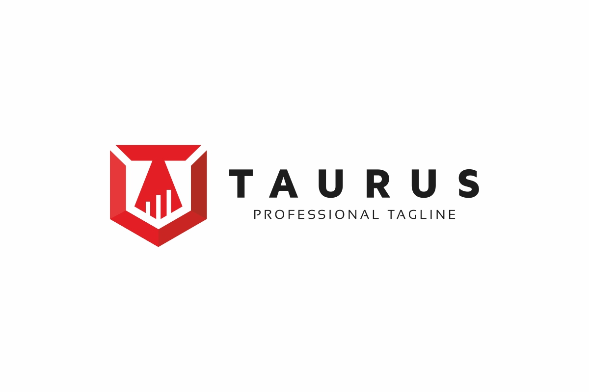 Taurus Law T Letter Logo example image 3