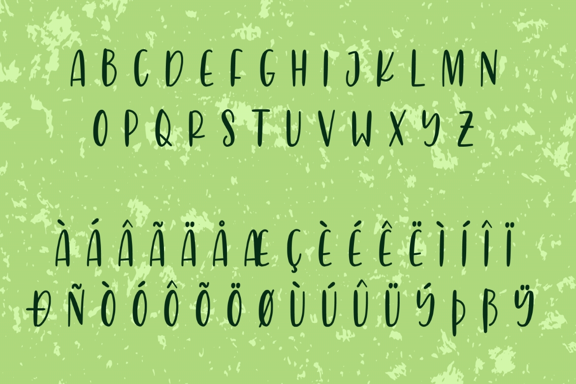 Grumbear - Lovely Cute Font example image 9