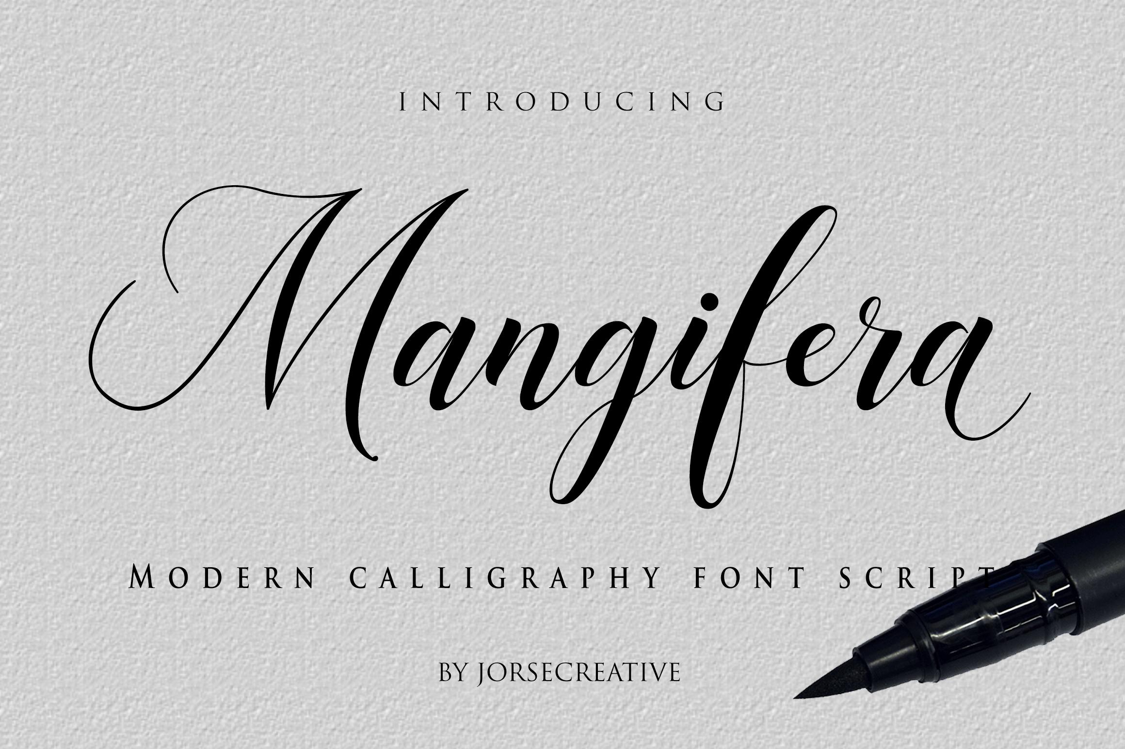 Mangifera example image 1