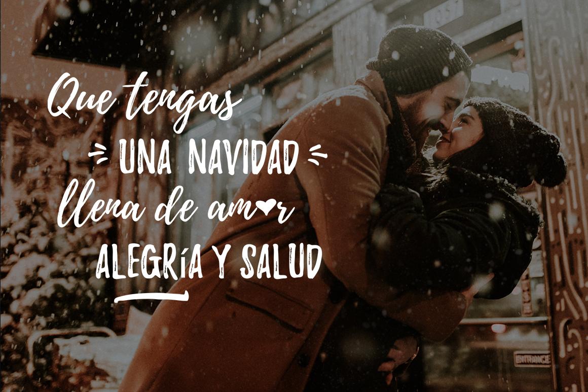 Spanish Christmas Photo Overlays example image 7
