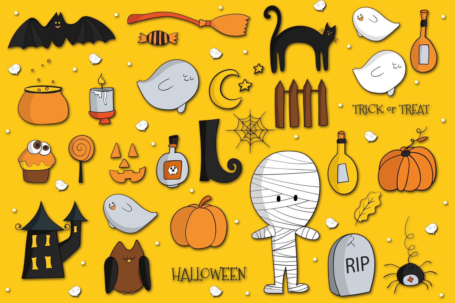 Halloween is Here example image 3