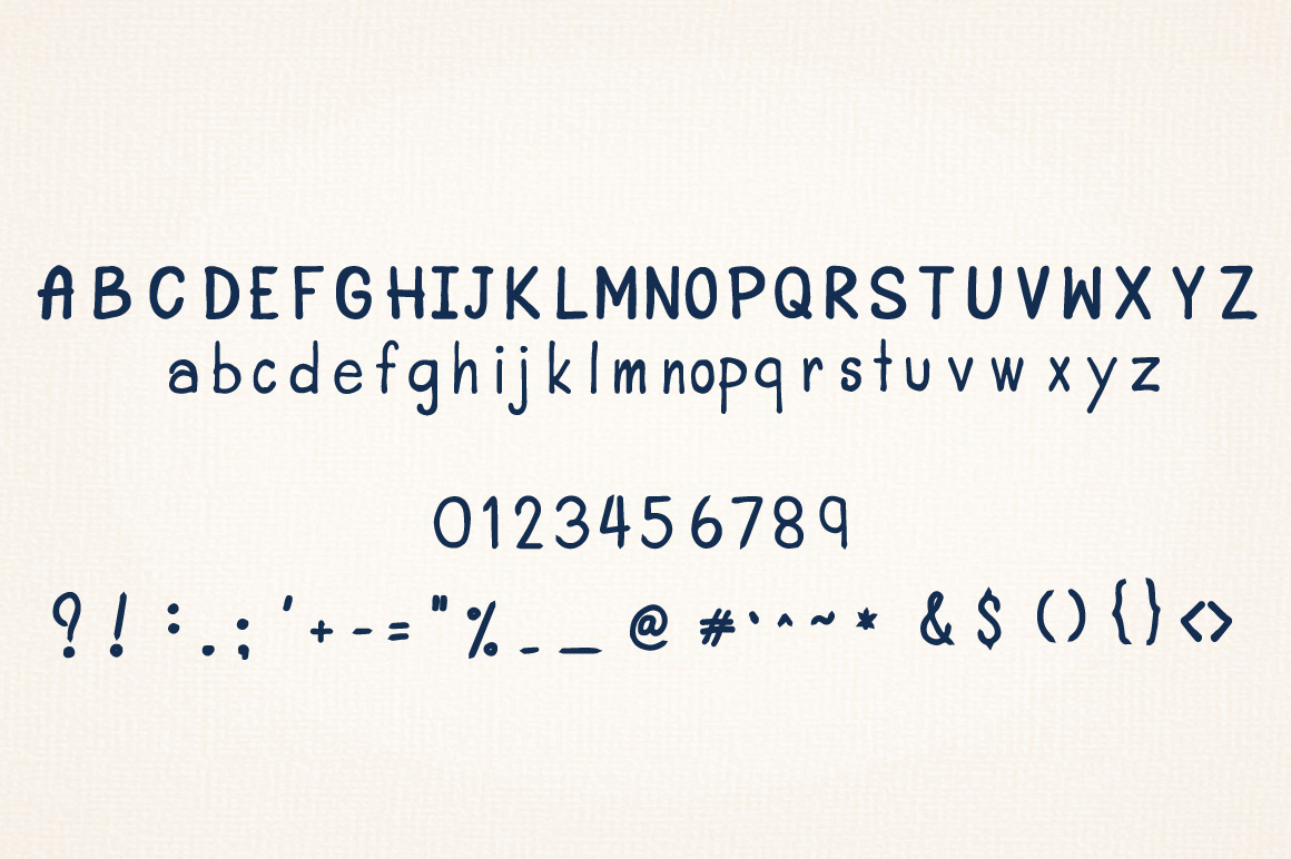 Liam Smith Handwritten font example image 2