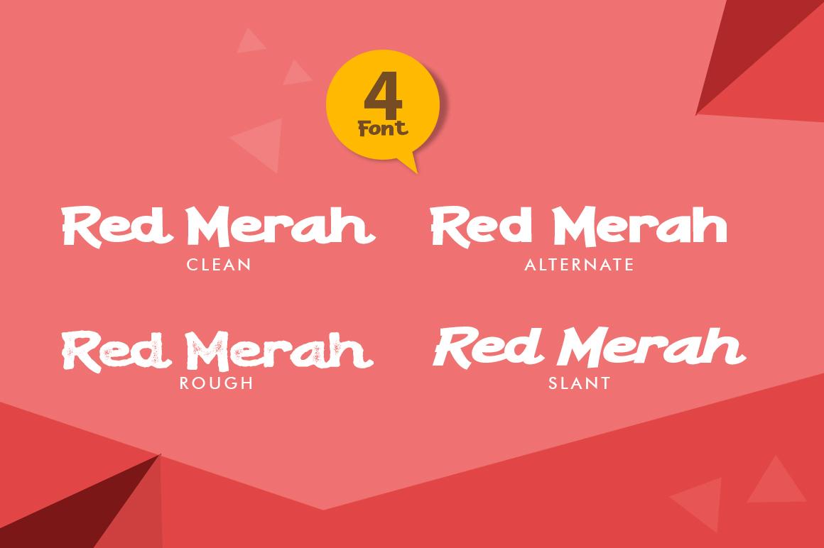 Red Merah example image 2