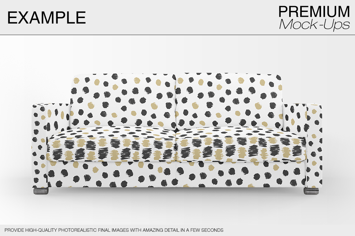 Sofa & Pillows Pack example image 11