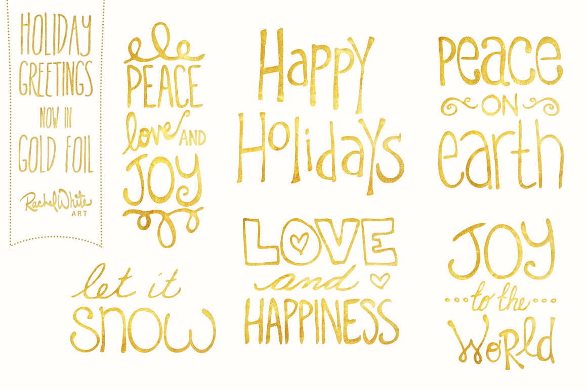 Holiday Greetings example image 2