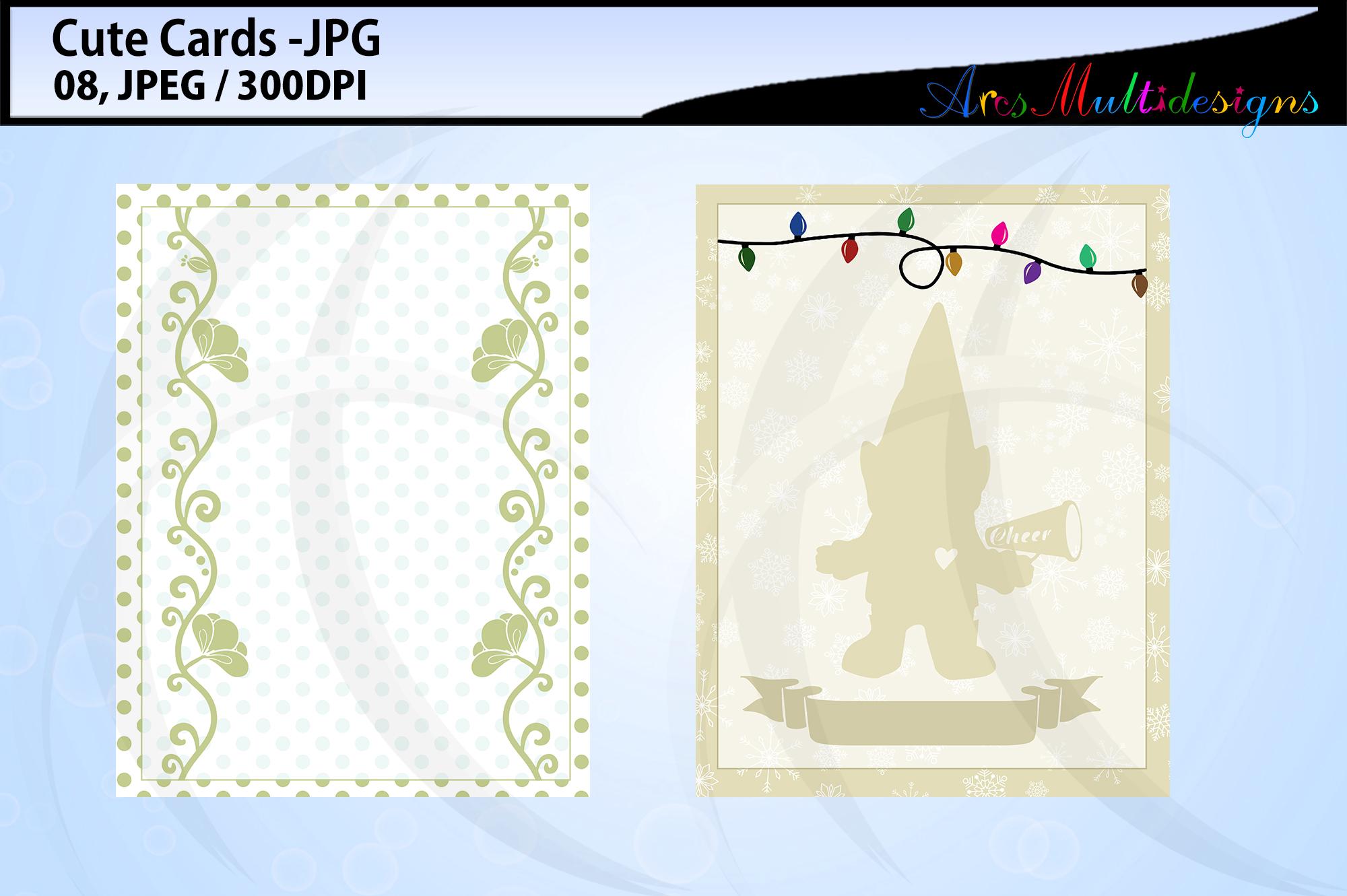 E cards mini bundle example image 3