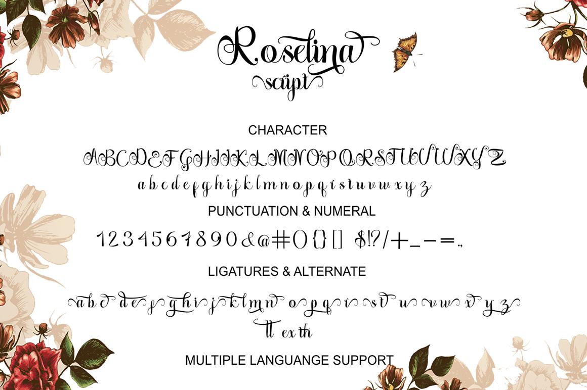 My love Script example image 7
