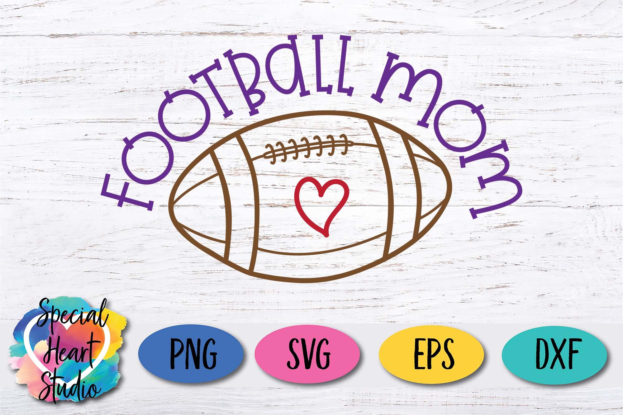 Football Bundle - An football fan SVG Cut File Bundle example image 9