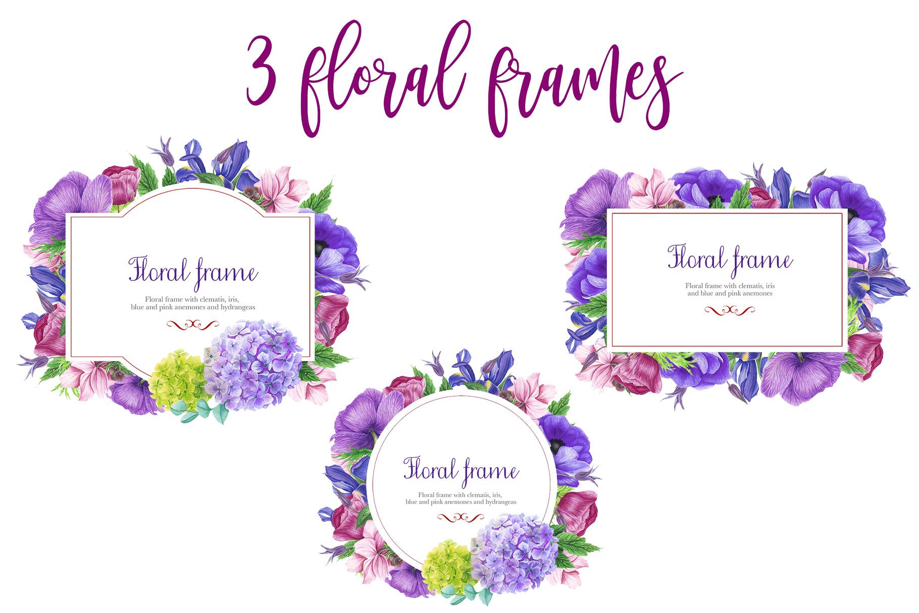Flowers bundle example image 11