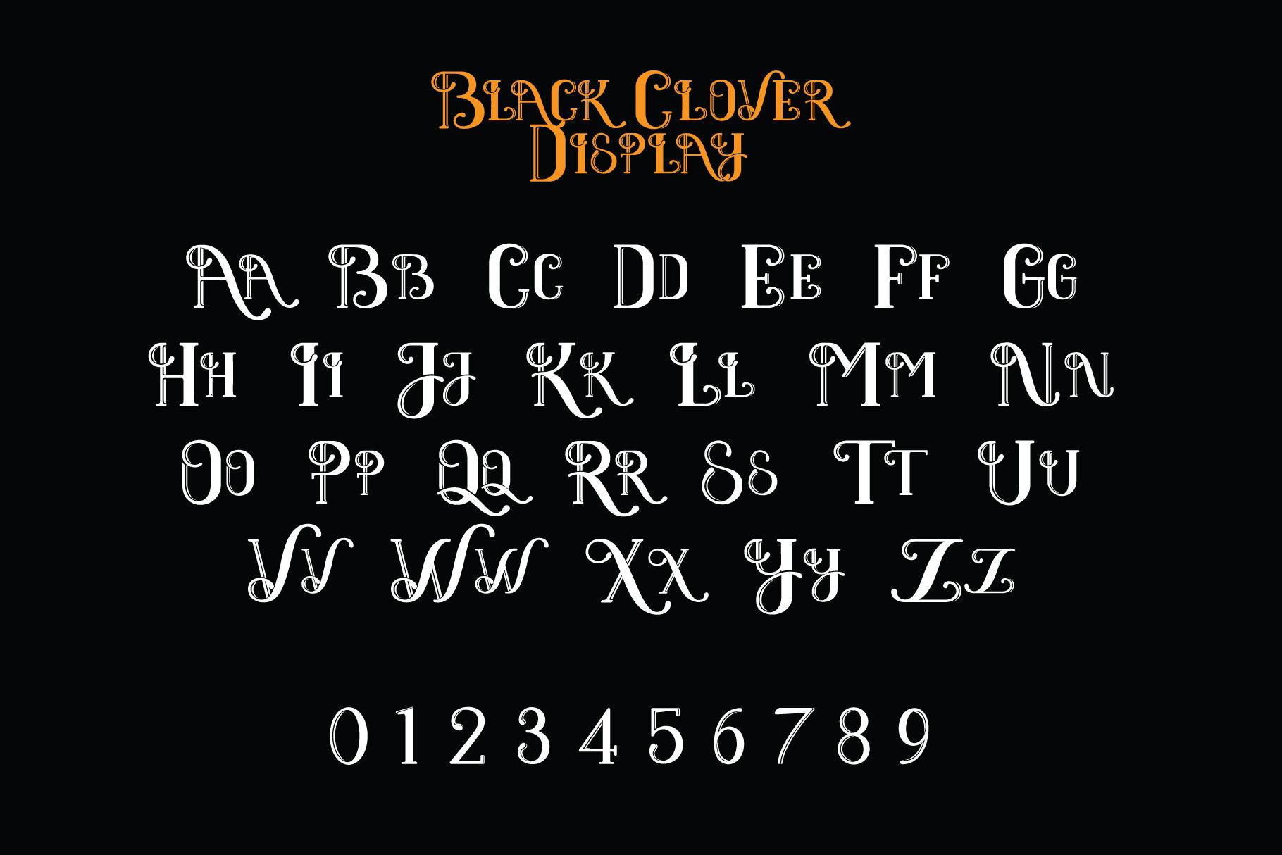 Best Seller Font Bundle Vol II example image 9