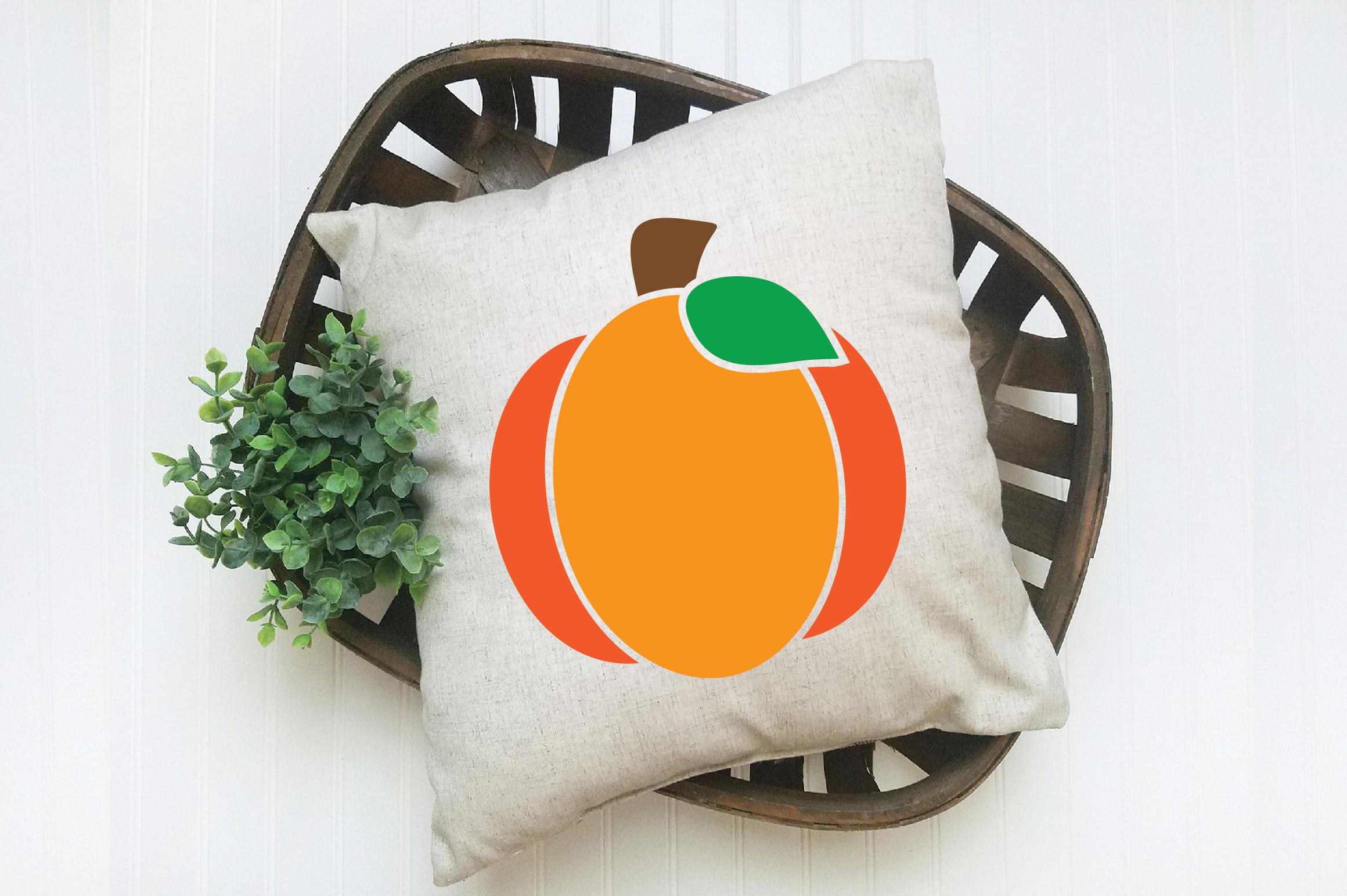 Pumpkins SVG Cut File Bundle example image 6