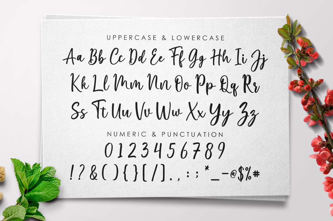 Marliesta | A Lovely Script Font example image 7