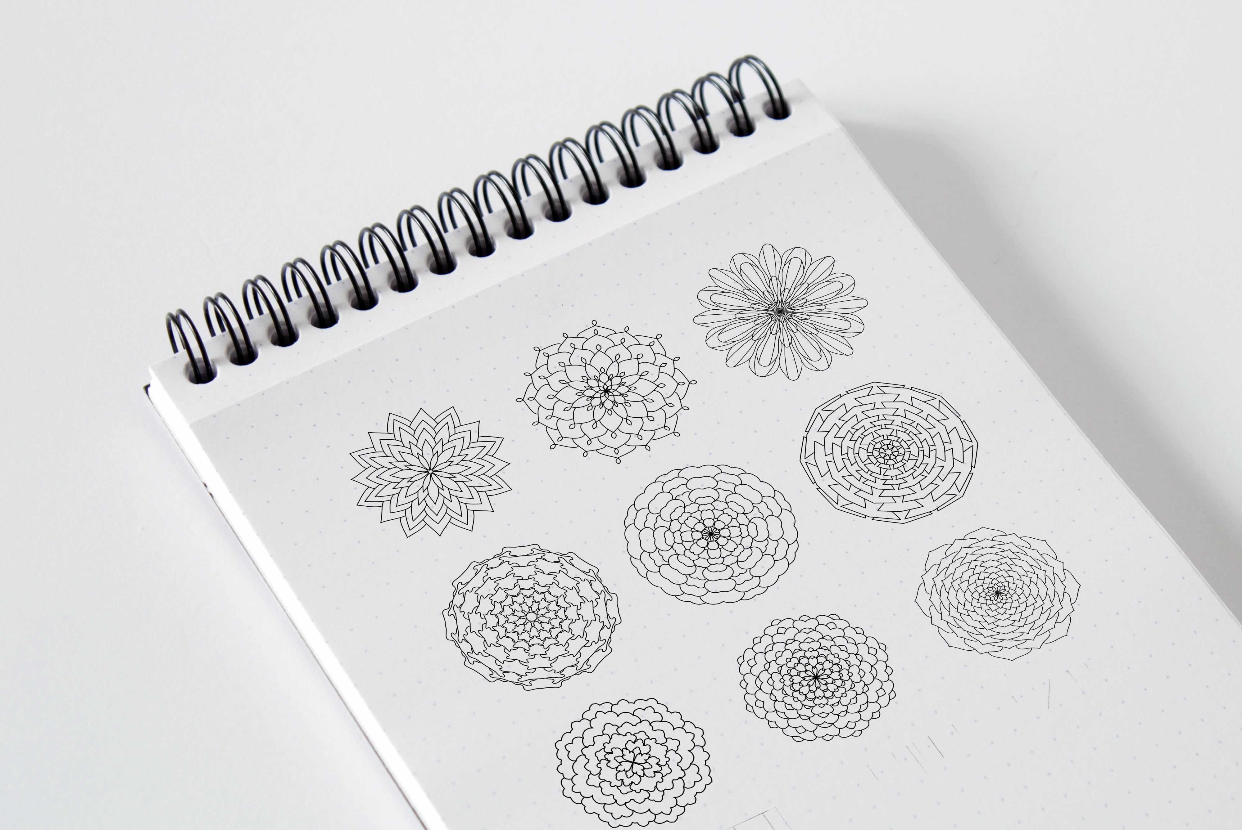 Set of Mandalas example image 1