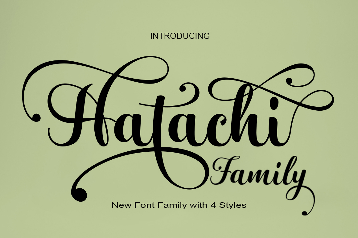 Fresh Bundles Font Script Happy New Year example image 4