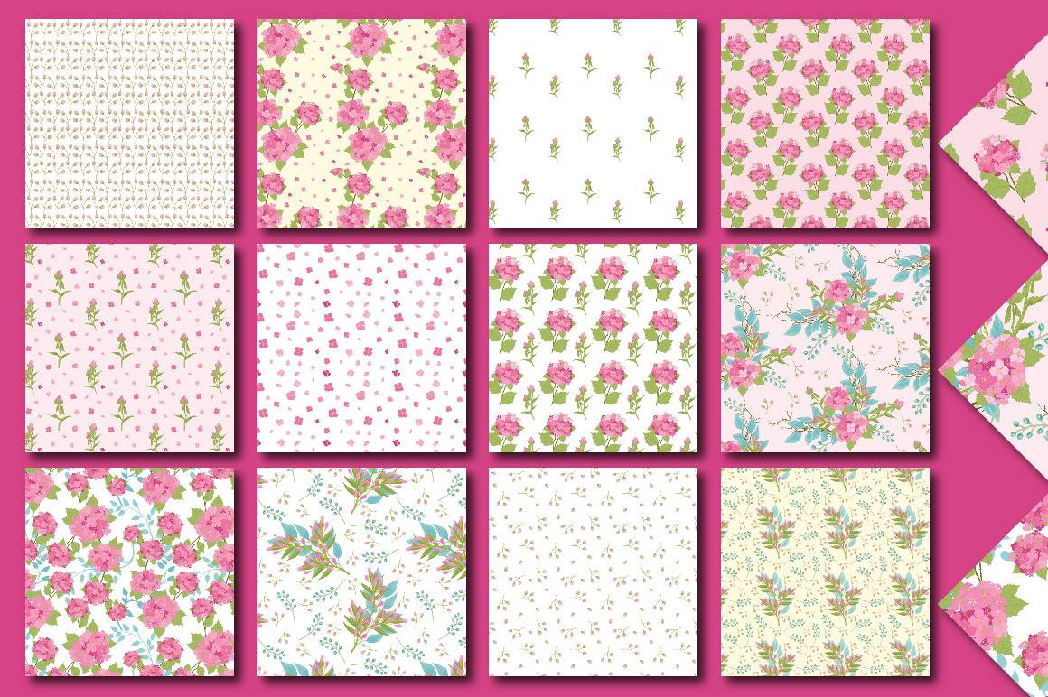 Spring Garden Floral Mega Bundle AMB-2382 example image 13