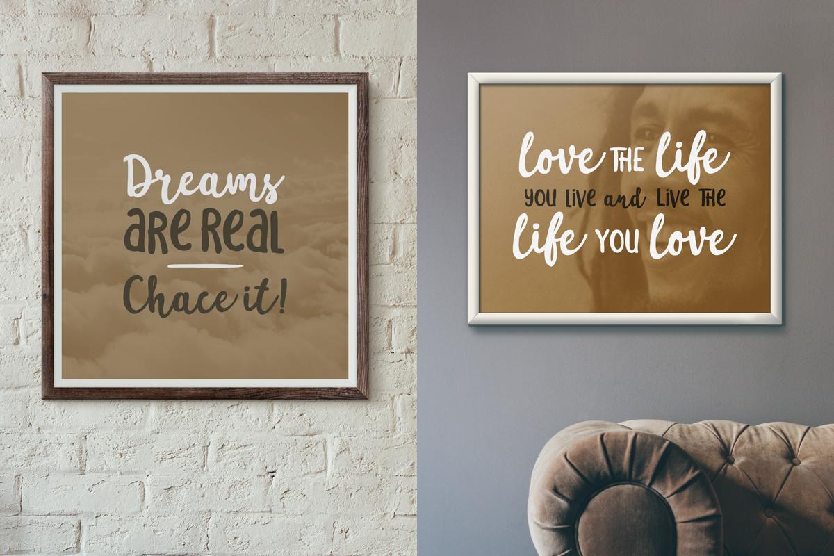 Sakra font duo example image 6