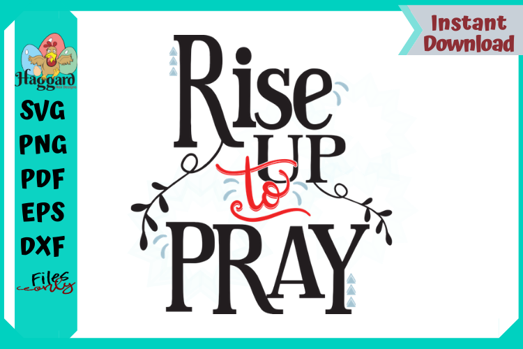 Rise to Pray example image 1