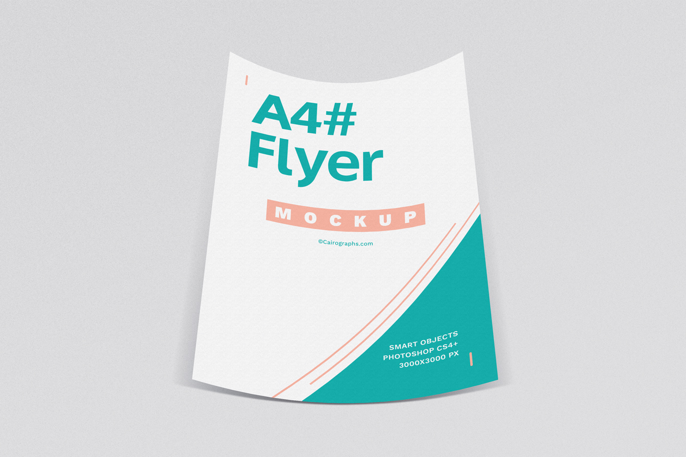 Posters & Flyers Mockups Vol.2 example image 6