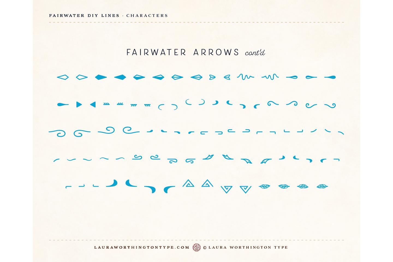 Fairwater DIY Lines example image 21
