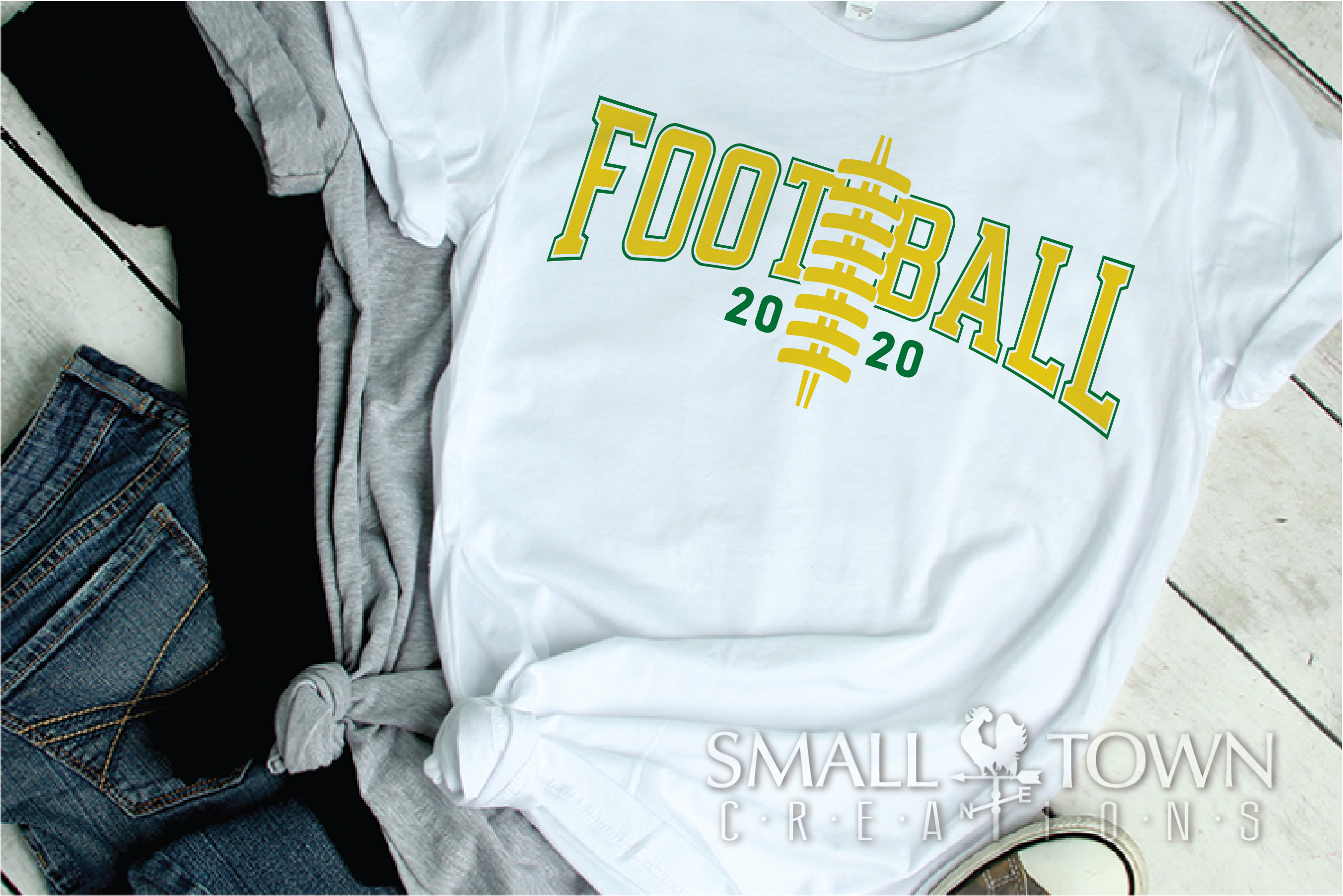 Football, Football Team, Team, Sport, PRINT, CUT & DESIGN example image 2