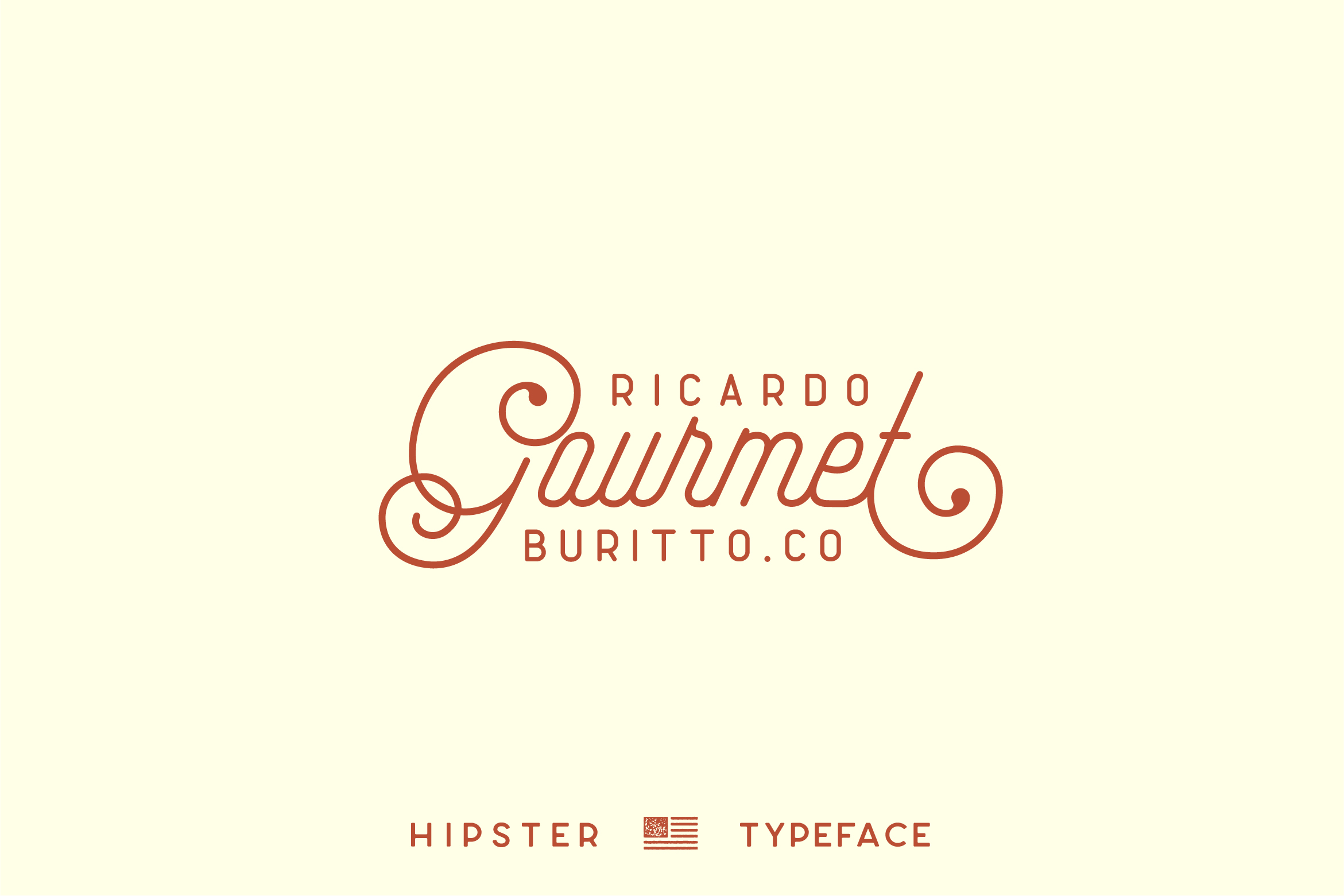 Hipster Style Script and Sans Typeface example image 9