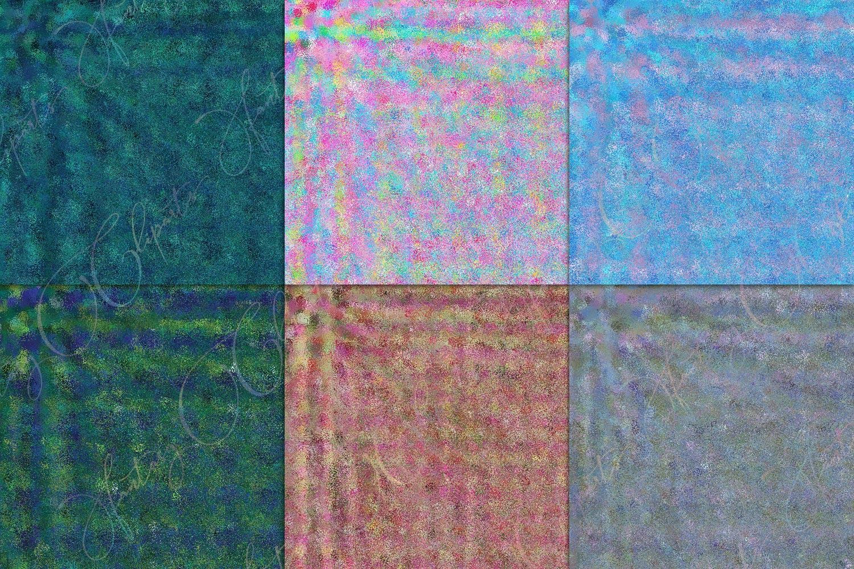 Galaxy Foils Digital Paper example image 3