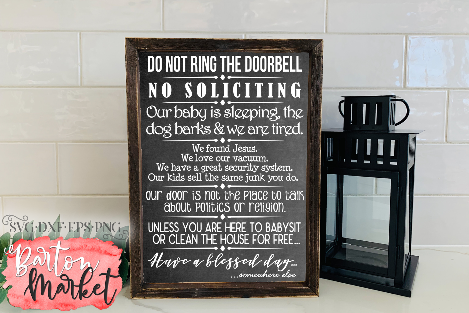 Do Not Ring The Doorbell - A Quote for Solicitors example image 2