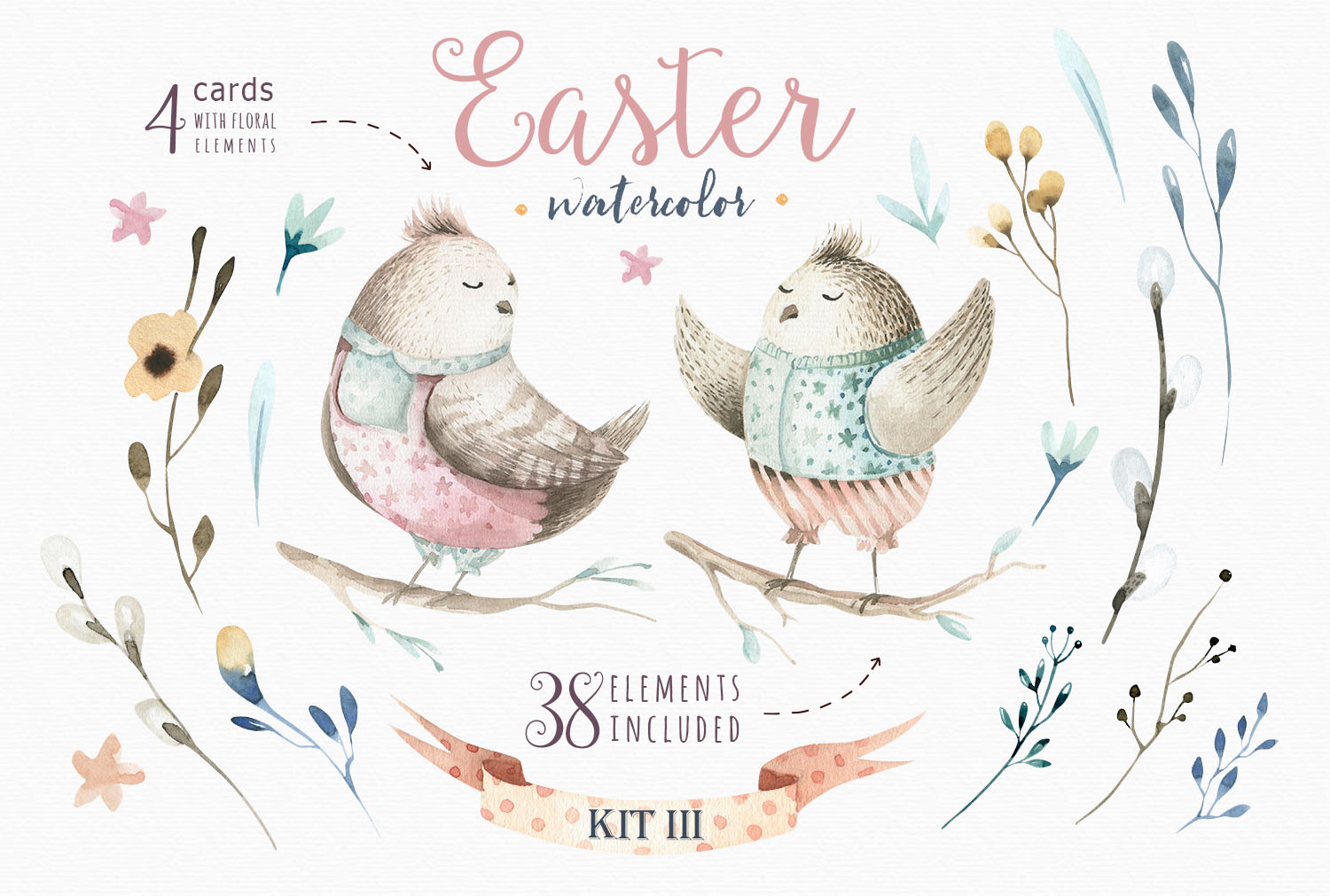50% Spring &Easter collection example image 15
