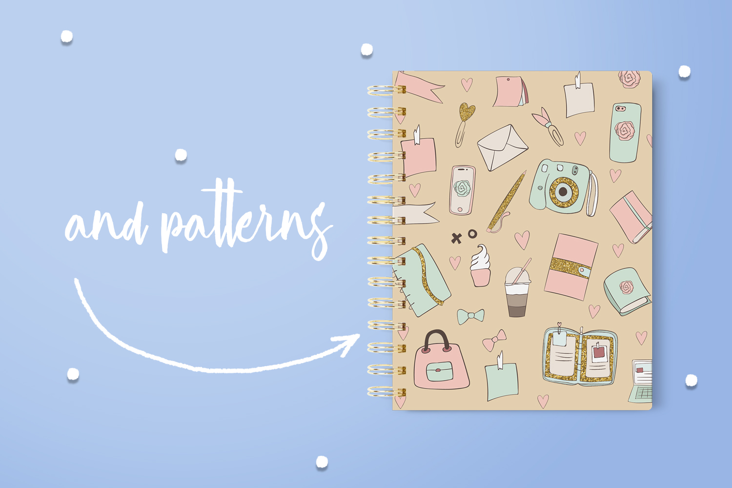 Planner Clipart example image 4