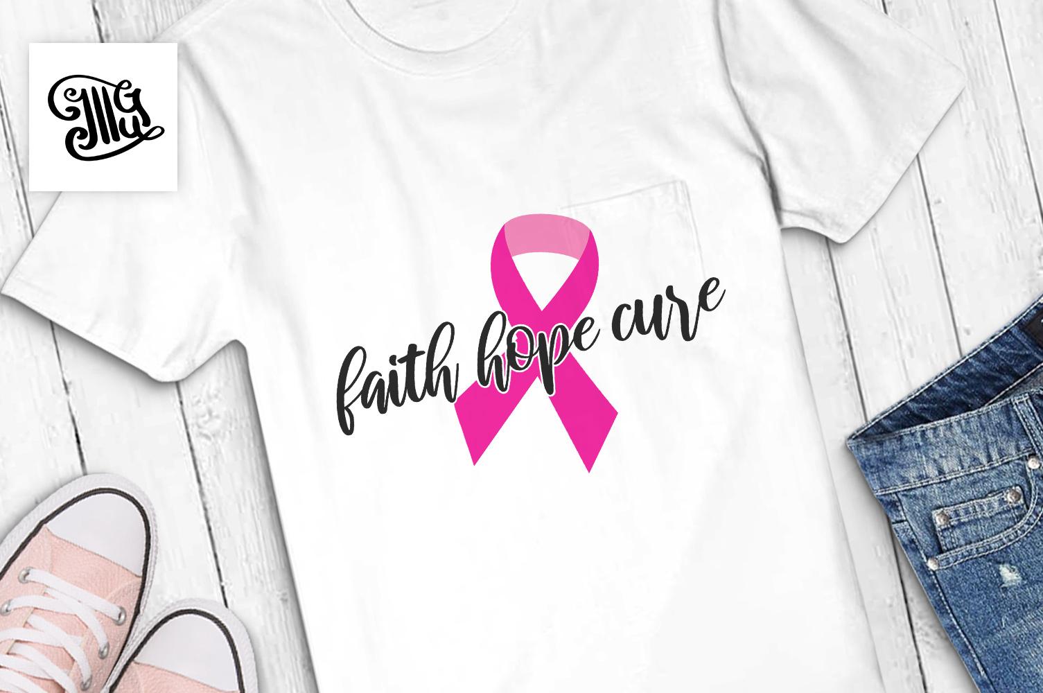 Faith hope cure example image 1