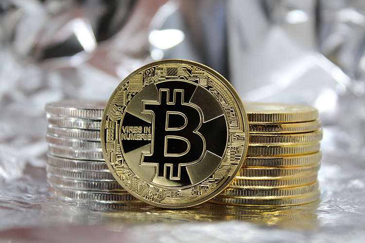 Bitcoins Coins Photos Bundle example image 8